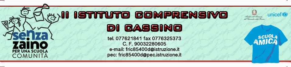 Istituto Comprensivo I.C. 2 Cassino